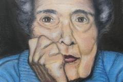 Mum-Pastel-Art