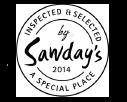 Sawdays logo