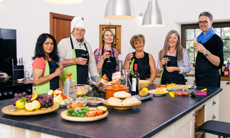 Healthy eating, cooking class, healthy eating retreat, algarve, portugal