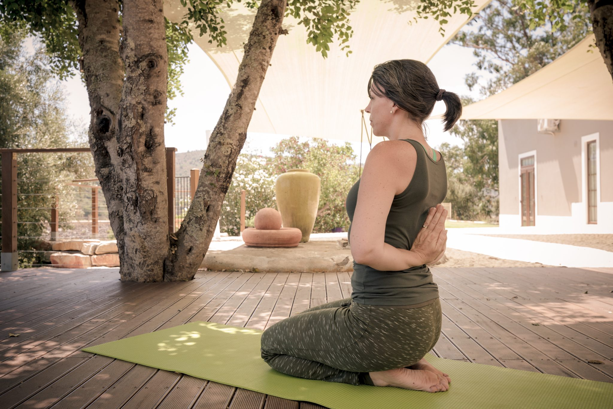 hatha yoga retreat