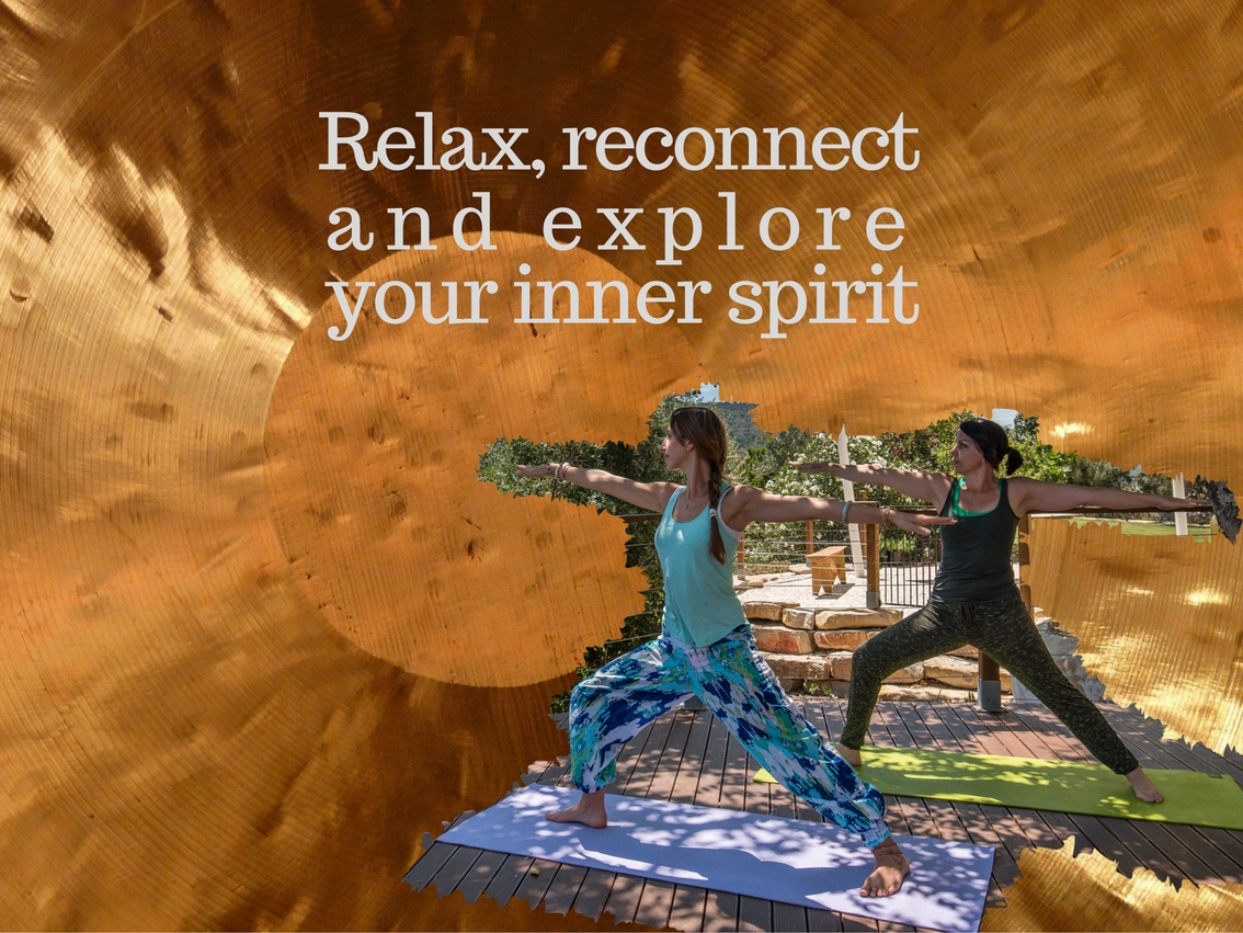 relax reconnect explore your inner spirit retreat