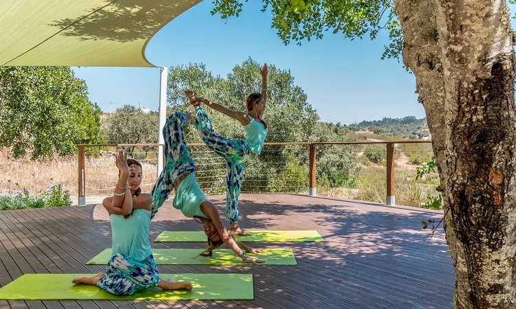 Yoga Riverside Retreat Venue in Portugal