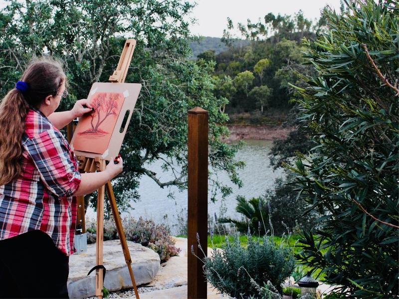 artist landscape art