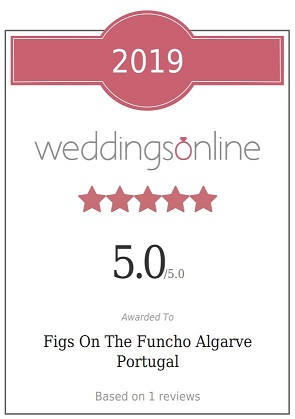 algarve wedding venue brochure