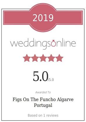 algarve wedding venue brochure