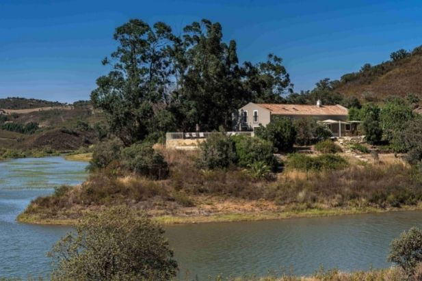 digital nomads villa accommodation on the river